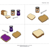 Peanut Butter and Jelly Sequencing