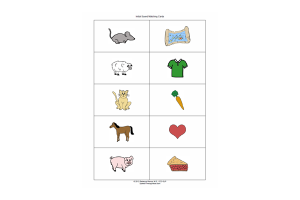 Top 5 Printable Speech and Language Therapy Materials
