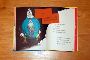 Dr. Seuss Rhyming Cards for One Fish, Two Fish, Red Fish, Blue Fish