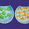 Paper Plate Fish Bowls