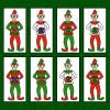 Elf Game Cards