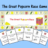 The Great Popcorn Race Game
