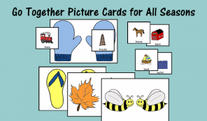 Go Together Picture Cards for All Seasons