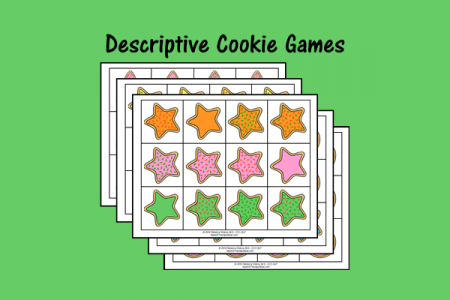 Descriptive Cookie Games
