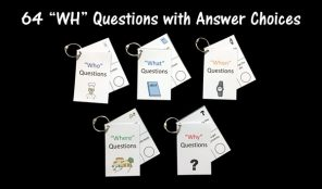 "64 ""WH"" Questions with Answer Choices"