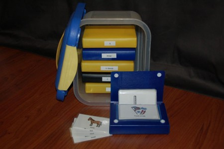 Picture Card Files