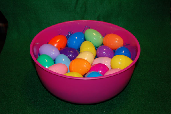 Easter Egg Therapy Ideas