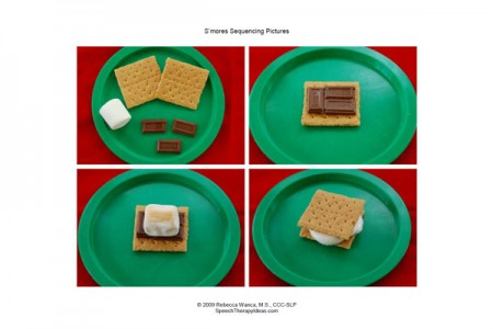 S'mores Sequencing Activity