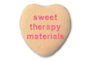 Here are Some Sweet Valentine's Day Therapy Materials