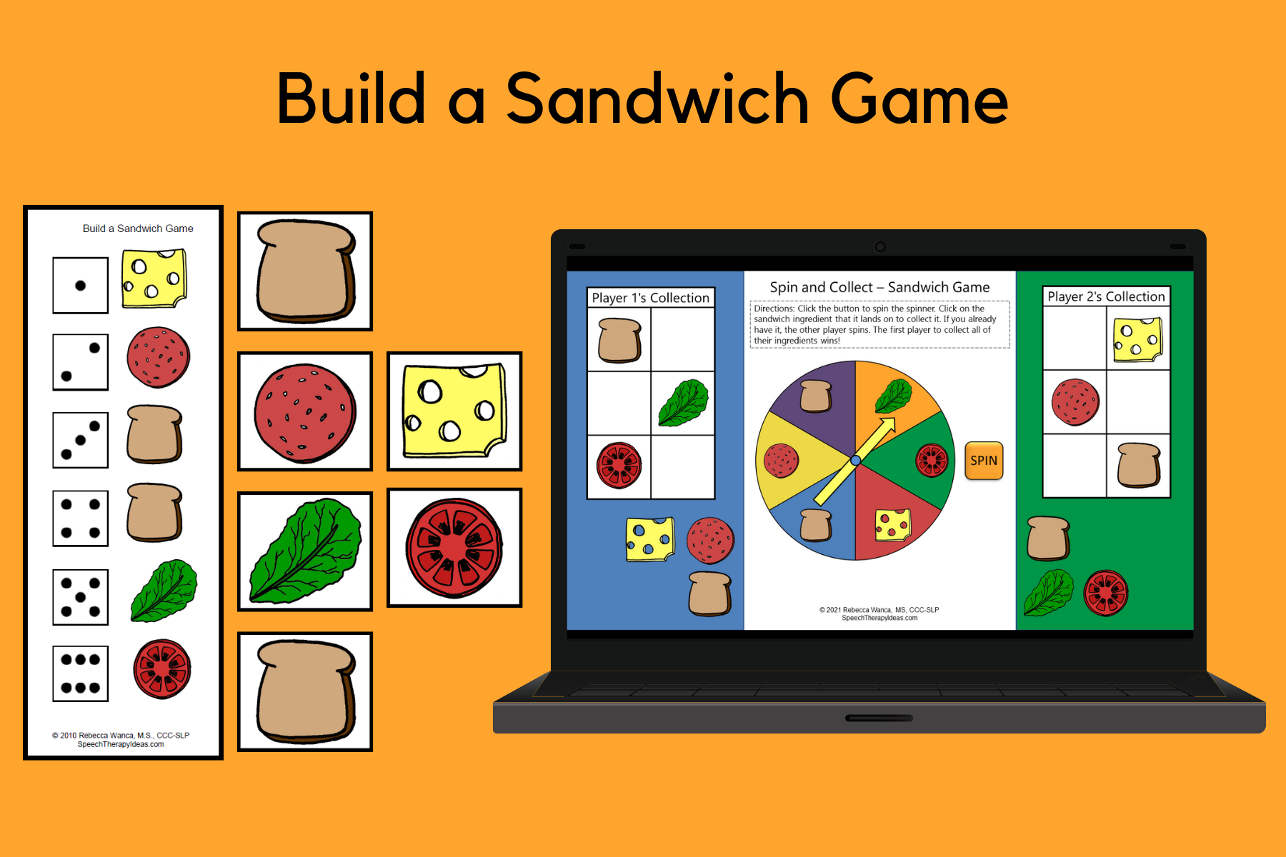 Build a Sandwich Game