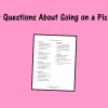 30 Questions About Going on a Picnic