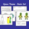 Space Theme - Basic Set