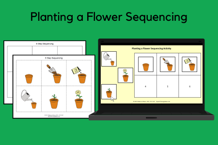 Planting a Flower Sequencing