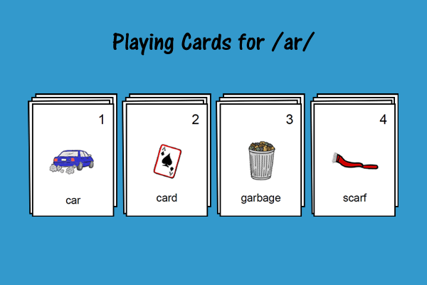 Playing Cards For /ar/