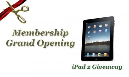 Membership Grand Opening
