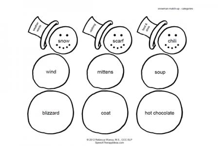 Snowman Matchup