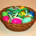 Build A Basket In Therapy Using Easter Sentences