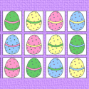Colorful Easter Egg Games
