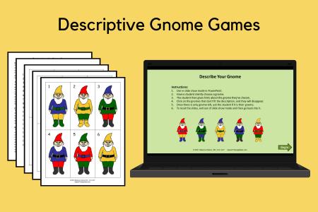 Descriptive Gnome Games