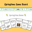 Springtime Game Board