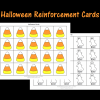Halloween Reinforcement Cards
