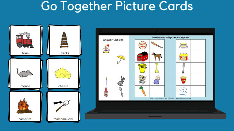 Go Together Picture Cards