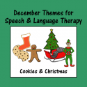 December Themes For Speech And Language Therapy