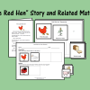 """Little Red Hen"" Story and Related Materials"
