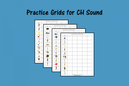 Practice Grids for CH Sound