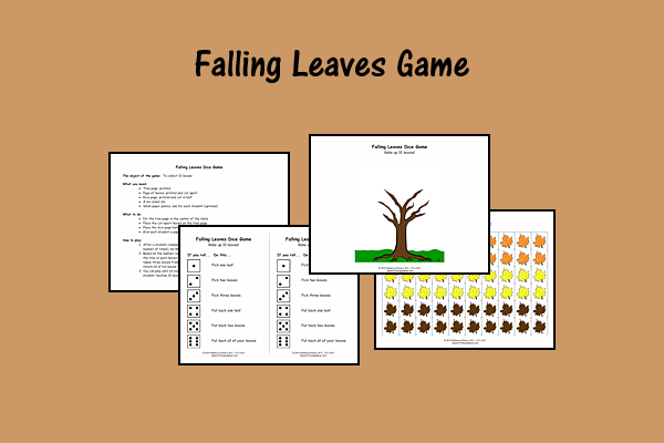 Falling Leaves Game