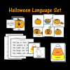 Halloween Language Set