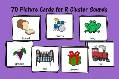 Picture Cards for R Clusters