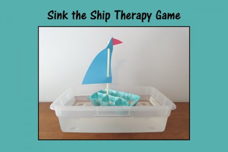 Sink the Ship Therapy Game