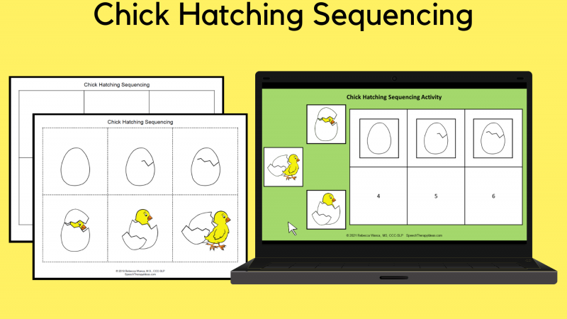 Chick Hatching Sequencing