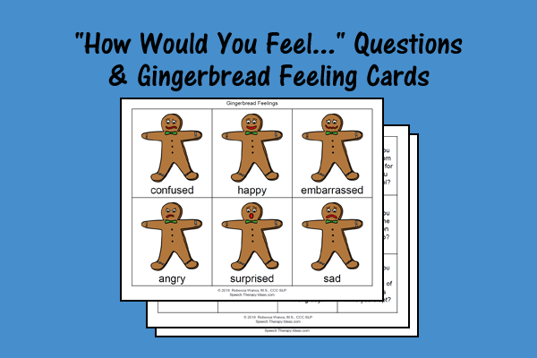 Gingerbread Feelings