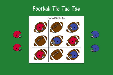 Football Tic Tac Toe