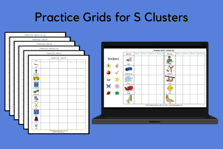 Practice Grids for S Clusters