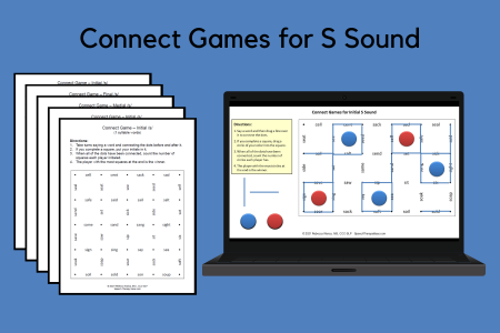 Connect Games for S Sound