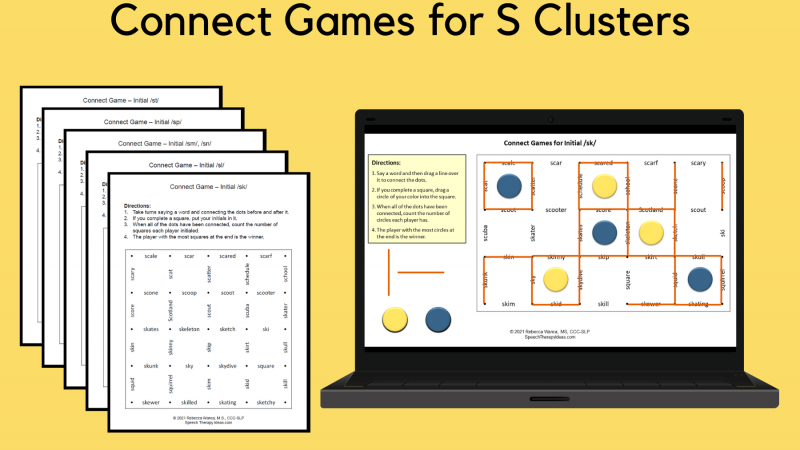 Connect Games For S Clusters