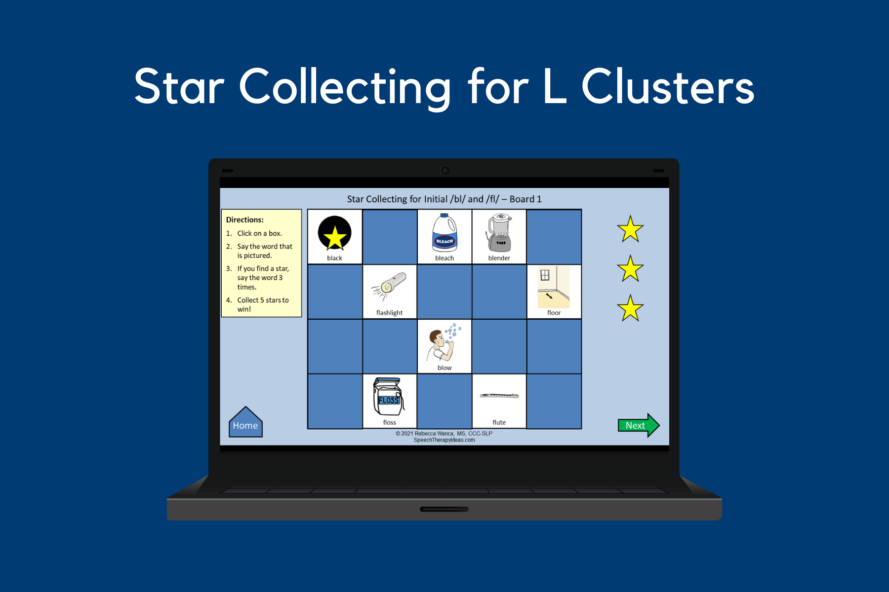 Star Collecting For L Clusters
