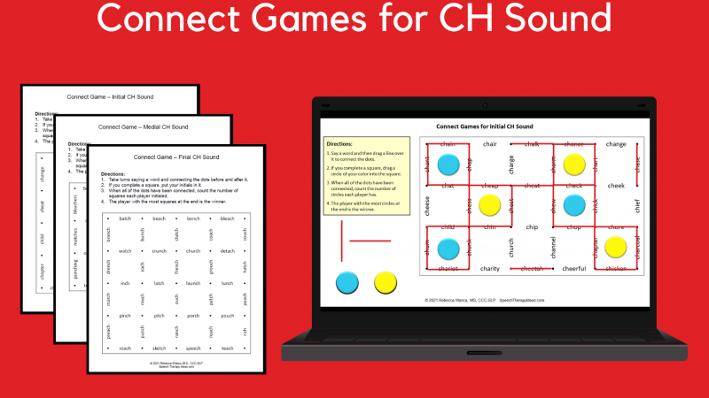 Connect Games For CH Sound