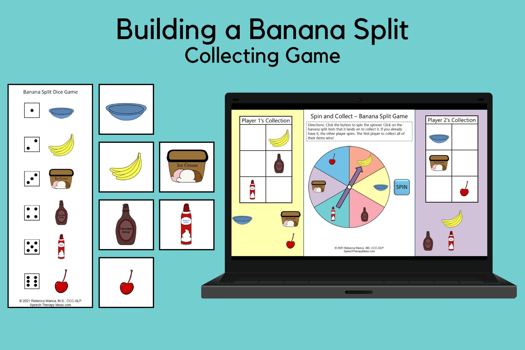 Building a Banana Split