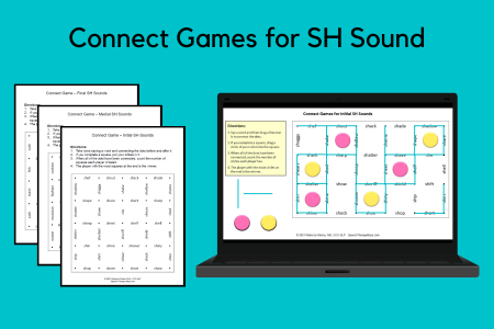 Connect Games for SH Sound