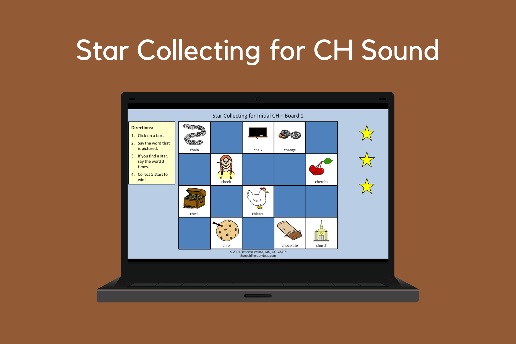 Star Collecting for CH Sound