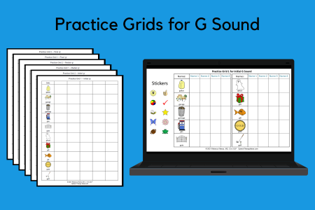 Practice Grids for G Sound