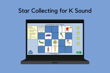 Star Collecting for K Sound